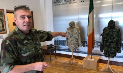 soldado irlandes
