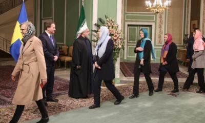 ministras suecas