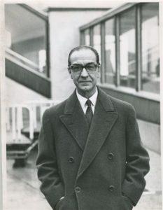 Alberto Ullastres, padre del Plan de Estabilización de 1959.