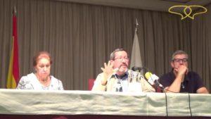 Conferencia del profesor Barraycoa.