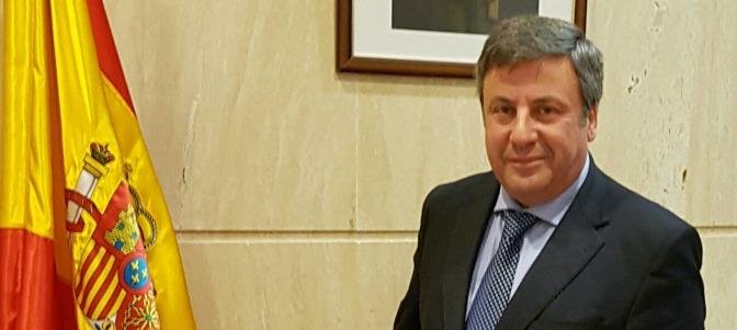 Carlos Garcés, ex líder provincial VOX BCN.