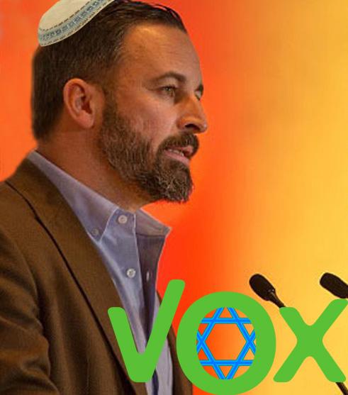 Resultado de imagen de vox judios israel