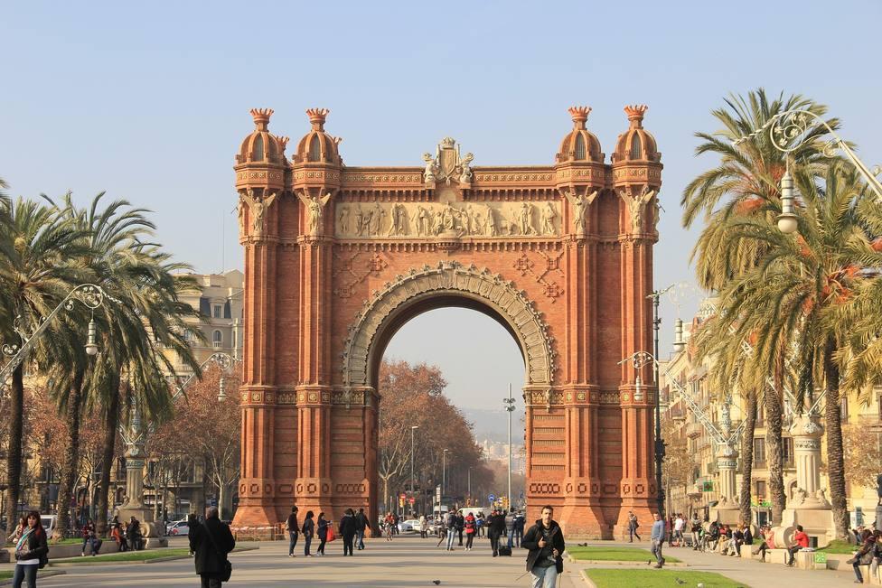 barcelona puerta