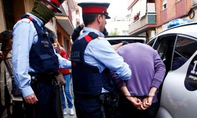 detencion mossos