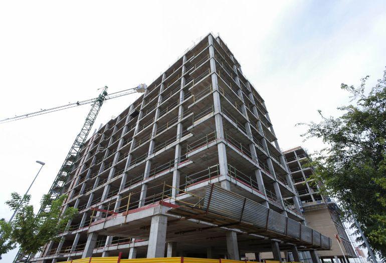 CAIDA CONSTRUCCION