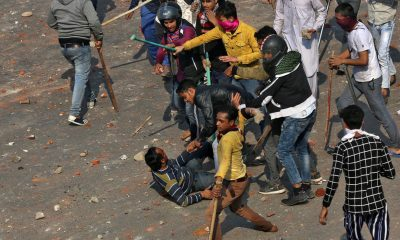 disturbios india