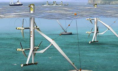 turbina submarina 2