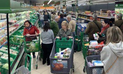 abastecimiento supermercado