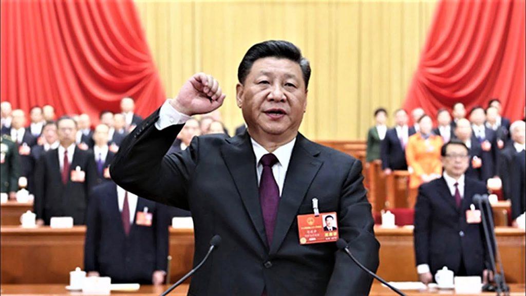 DIRIGENTE CHINO