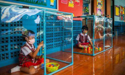 0 Thailand Impose Restrictions As Coronavirus Cases Rise
