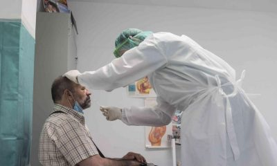 pruebas pcr en el centro de salud torrero la paz de zaragoza