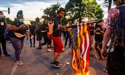 El equipo de Biden pagó las fianzas de manifestantes violentos detenidos en los disturbios de Mineapolis