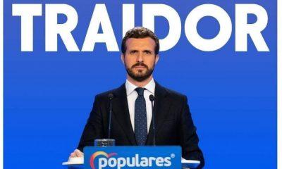 FOTOGRAFIA. ESPANA 23.10.2020. El presidente del partido Popular PP el traidor Pablo Casado. N Pueblo 870x522 1