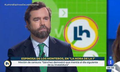 Iván Espinosa de los Monteros se burla del intento de manipulación de Mónica López en RTVE