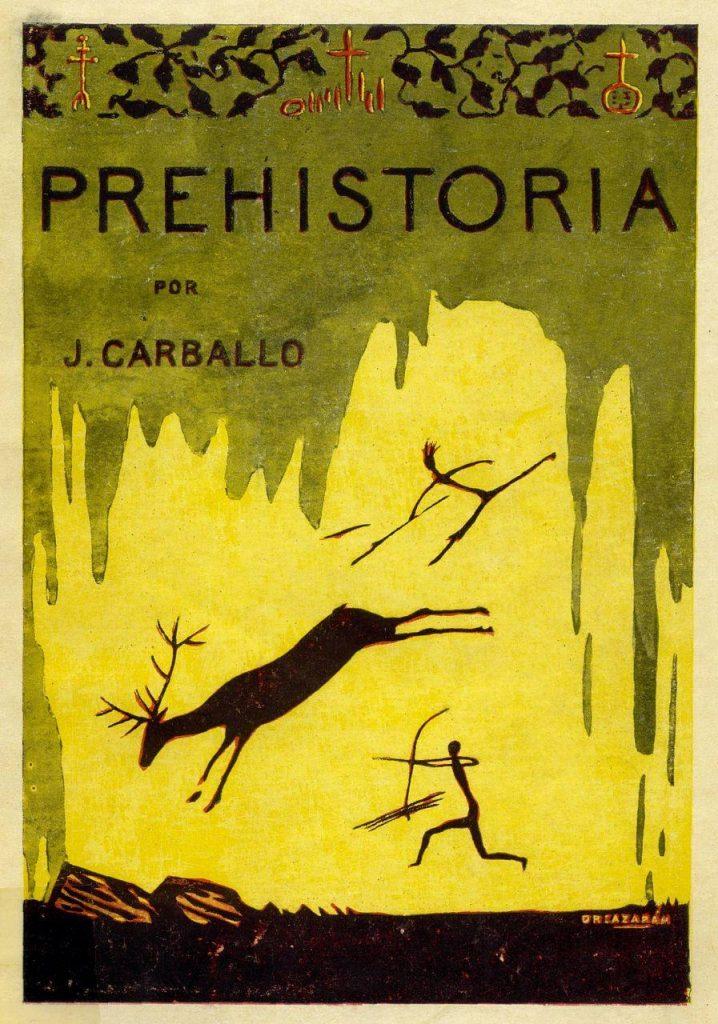 Una de las obras del Padre Carballo, ilustrísimo investigador que pasó por el Instituto.