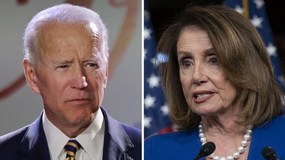 Biden y Pelosi. Católicos. El pedófilo y ella, abortista