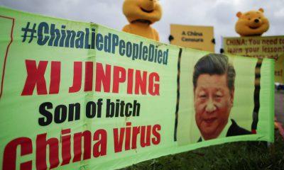 hola quiero demandar al partido comunista chino por el desastre del coronavirus