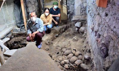 torre circular de cra neos humanos dedicada al dios mexica huitzilopochtlijpg 1 640x384