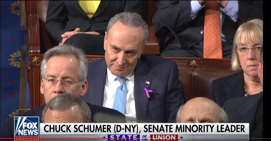 Senador Chuck Schumer (Demócrata)