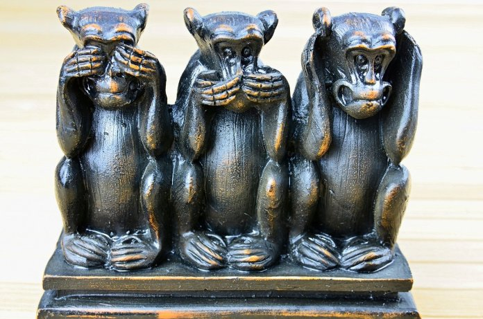 three monkeys 1212621 1280 1