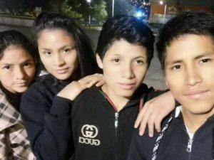 delincuentes venezolanos arrojan migrante peruano por puente colombia 6