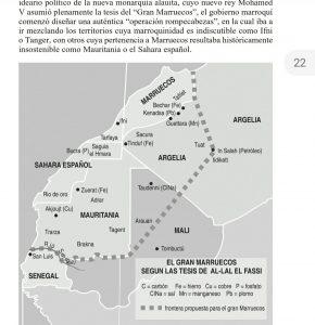 mapa conflicto sahara 1