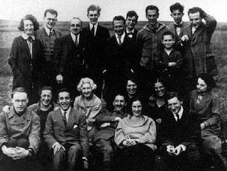 Miembros de la Escuela de Frankfurt