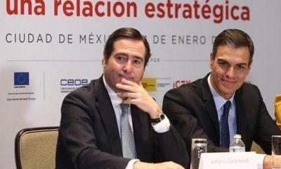 Antonio Garamendi presidente CEOE Gobierno 1359474141 15062207 1020x574
