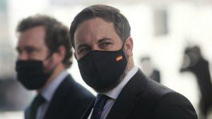 Abascal denuncia la invasión de Ceuta por soldados camuflados que obedecen órdenes marroquíes
