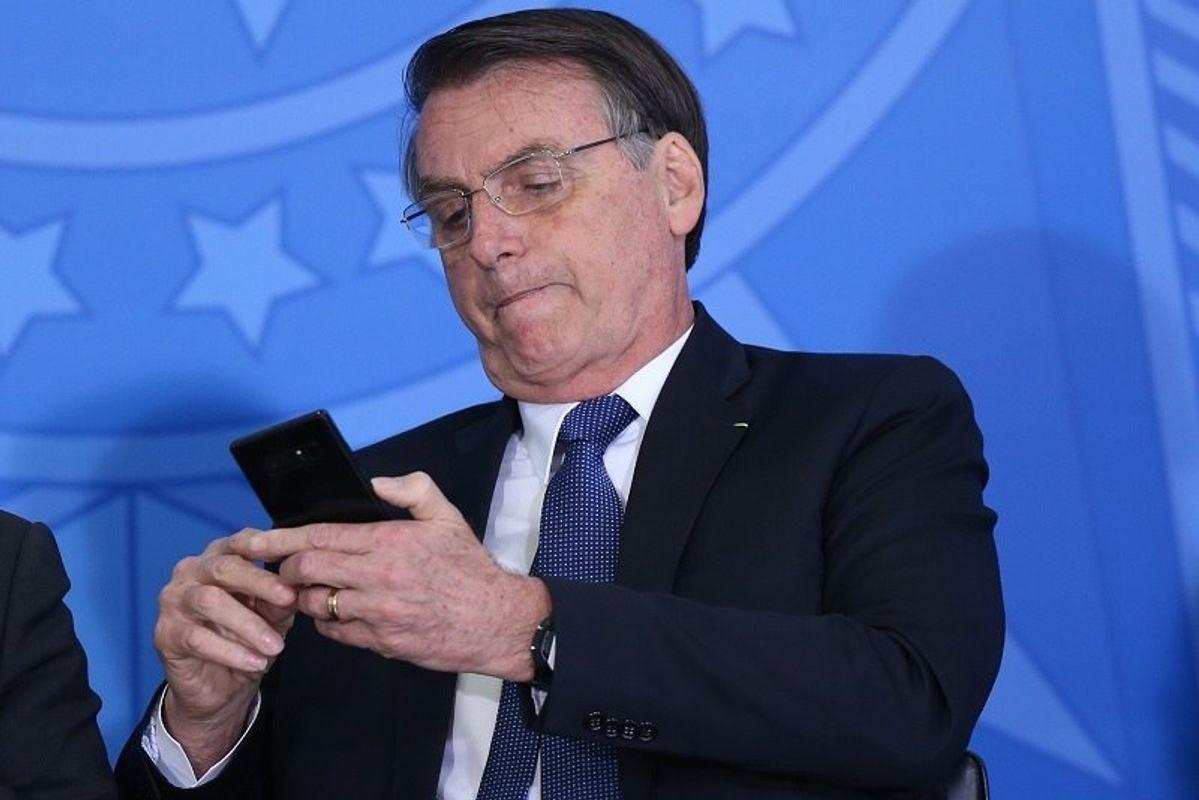Bolsonaro ha logrado evitar la manipulación mediática a través del uso novedoso de las redes sociales.
