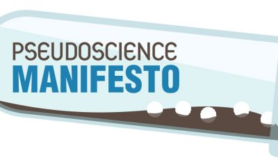 Pseudoscience manifesto