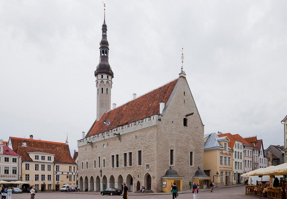 Estonia (como también la República Checa) lleva años creciendo por encima de España, de modo que resultaba esperable que nos terminaran igualando y superando. (Archivo)