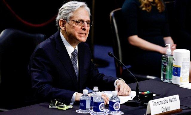 Fiscal General de EEUU,Merrick Garland