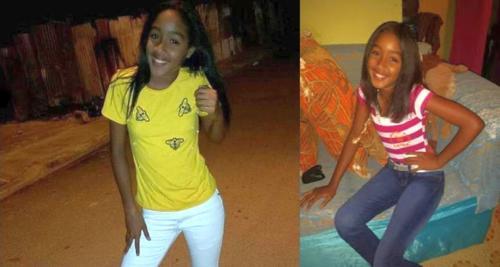 La niña violada y asesinada. 12 años de edad.