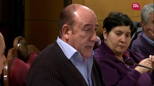 Víctor Paramés, tránsfuga de CIUDADANOS, ahora en VOX